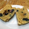Almond Meal Blueberry Skinny Muffin